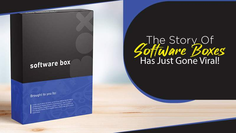 The Story Of Software Boxes