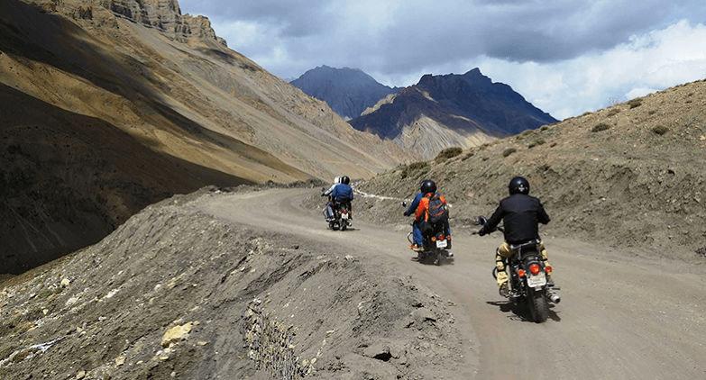 Leh Ladakh Bike Journey