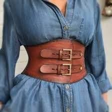 Corset belt