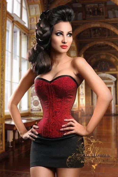 Different Types Of Corsets