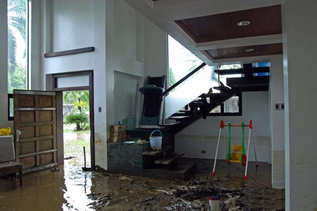flood damage