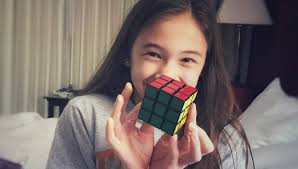 Fun facts about a Skewb Cube.