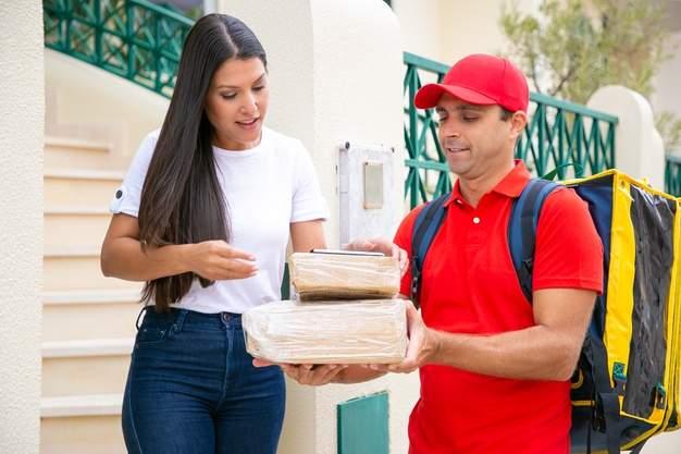 Prepared Food Delivery Service