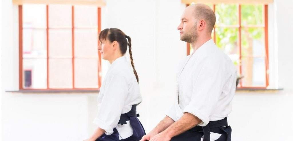 martial arts Aikido