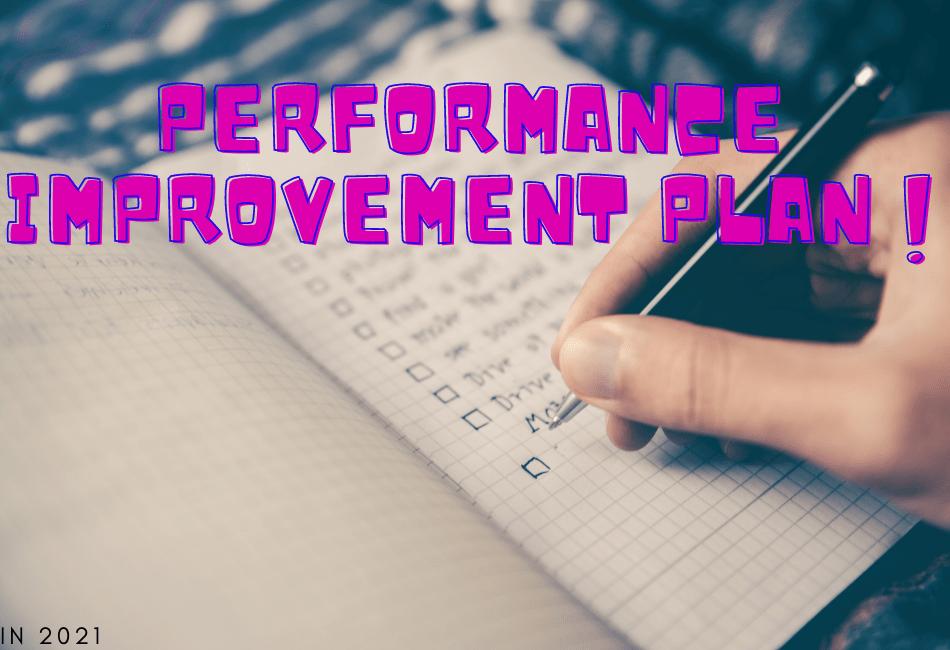 PIP Performance Improvement