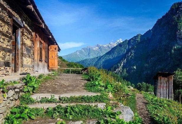 Himachal Best Places to visit