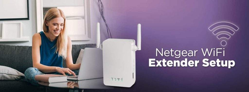 Install Netgear Wifi Extender