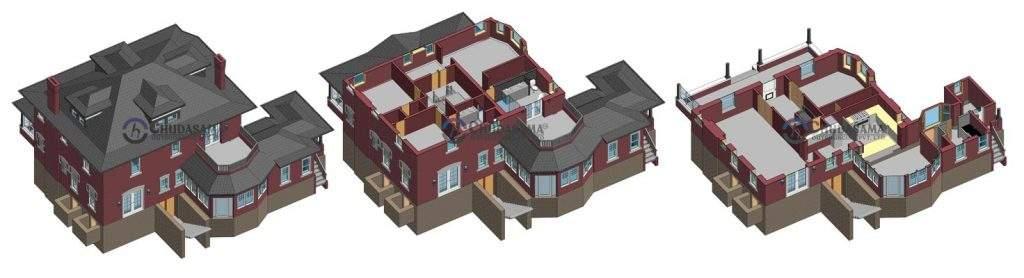 Construction Industry Like BIM Modeling