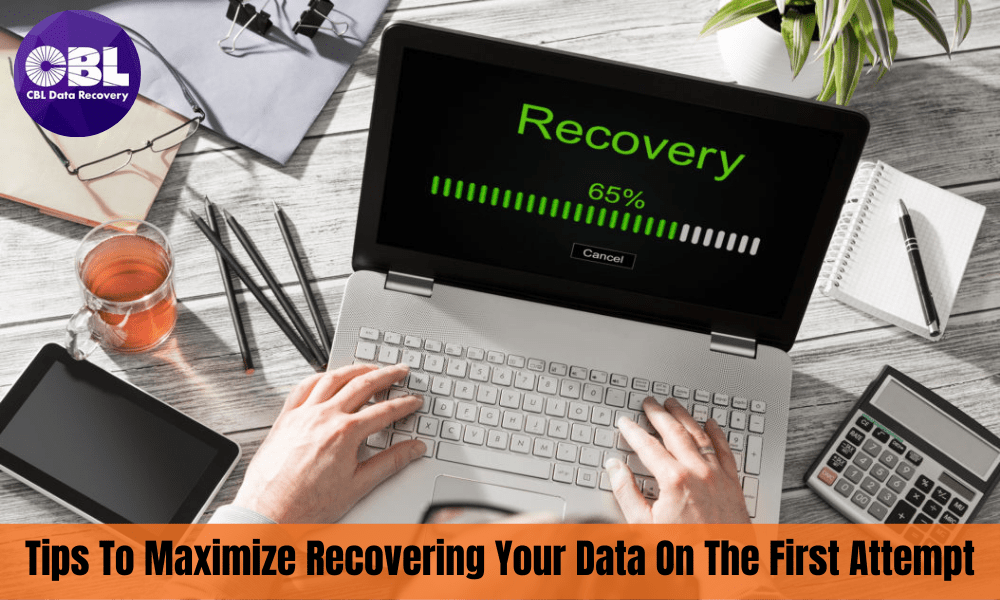 Maximize Recovering Your Data