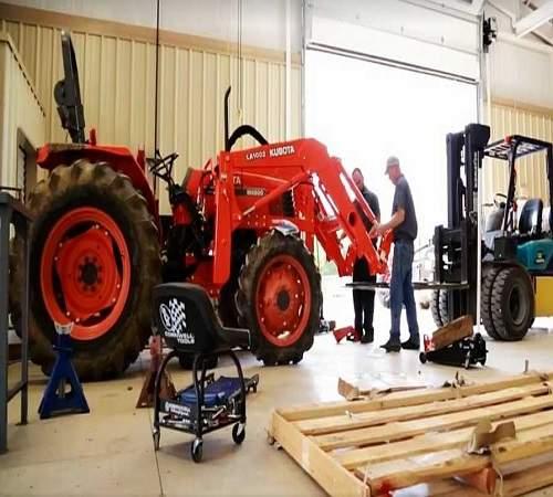 Maintenance Checklist For Farm Tractors